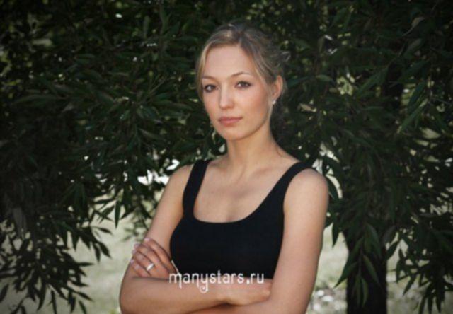 Голая Анна Карышева русская знаменитость в сексуальных фото